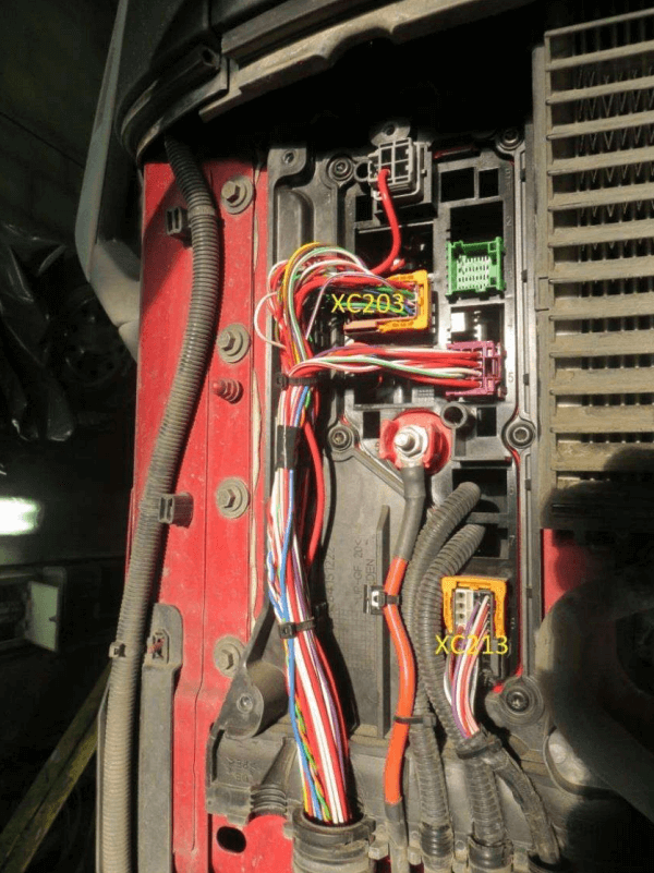 AdBlue Emulator EURO 6 for Volvo trucks with retarder (photo 1)