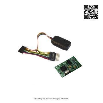 CAN Gateway Mercedes-Benz dashboard + OBD2