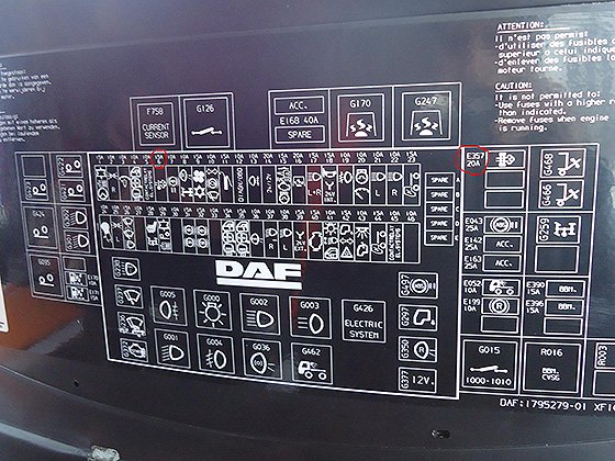 daf adblue emulator installation 01 adblue emulator v5 nox installation manual for daf trucks daf lf fuse box diagram at soozxer.org