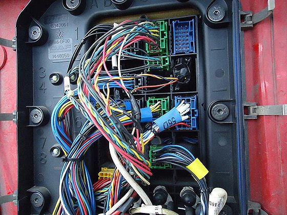 DAF AdBlue emulator installation manual