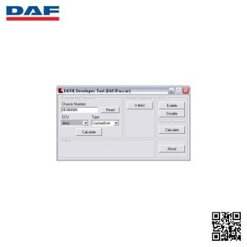 DAF Developer Tool