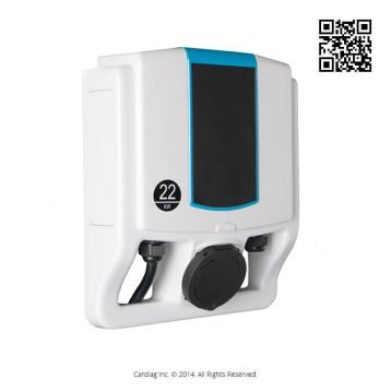 DMTC 22 KVA EV charger