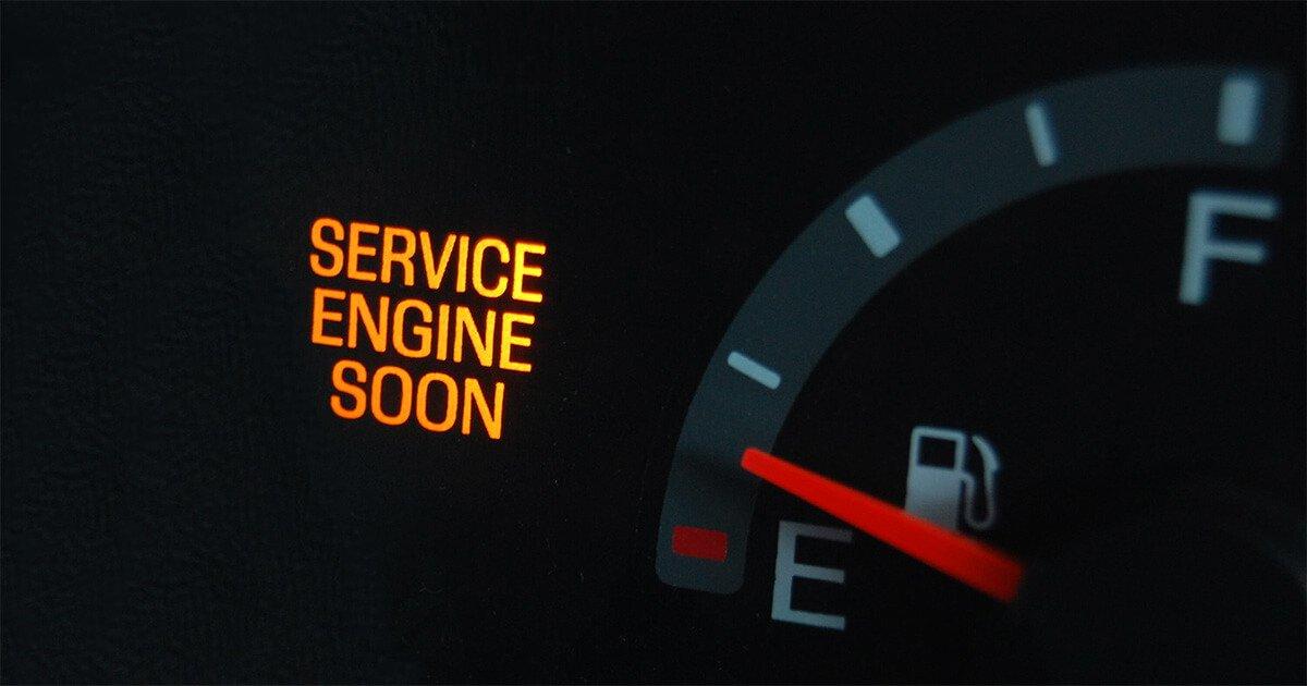 DTC Error - Check Engine Light