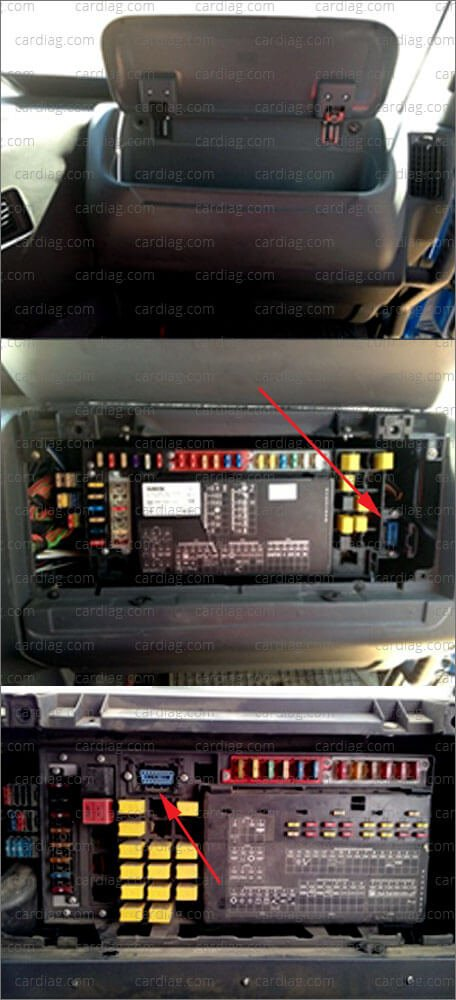 Iveco AdBlue emulator installation manual