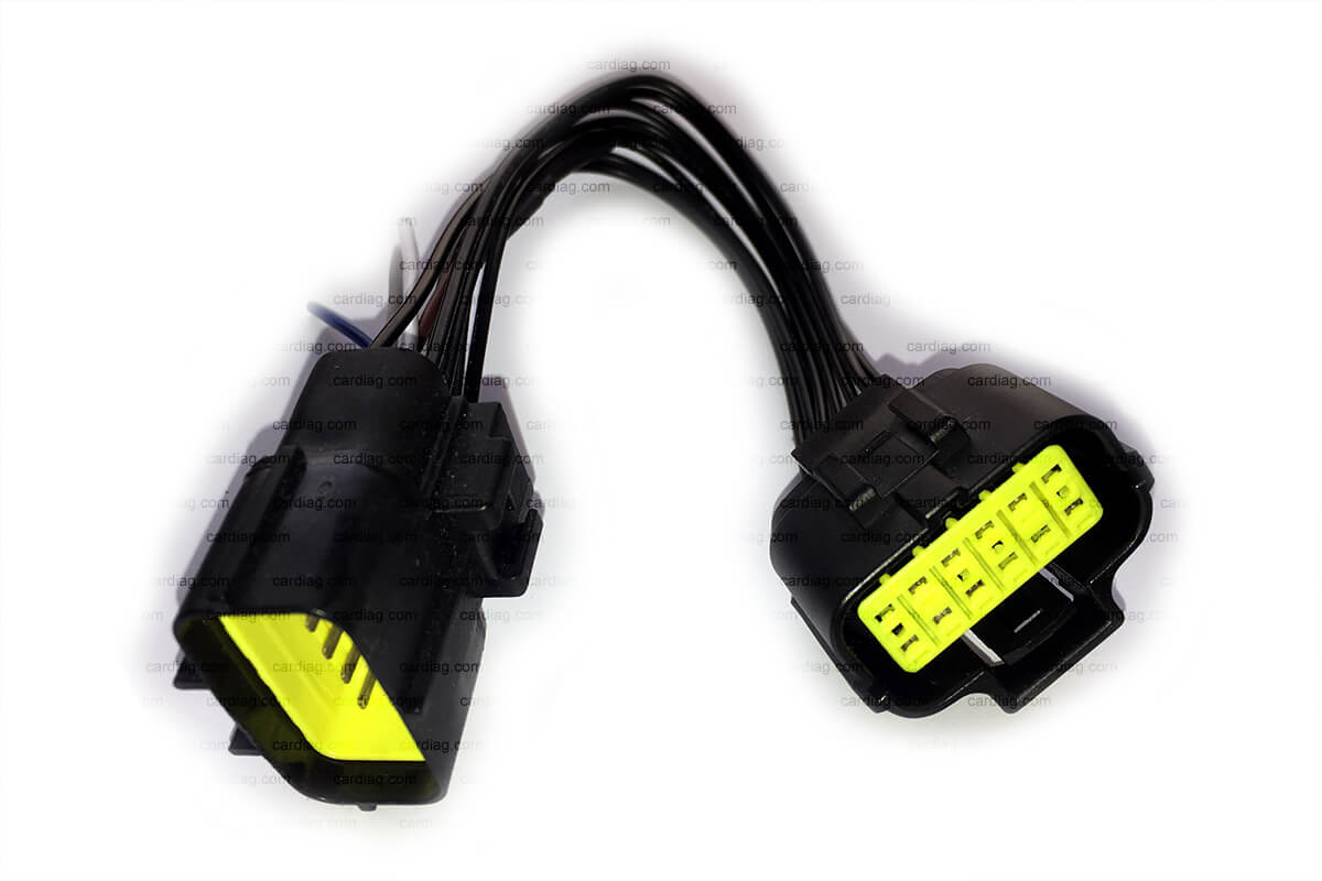 Iveco AdBlue Emulator EURO 6 plug