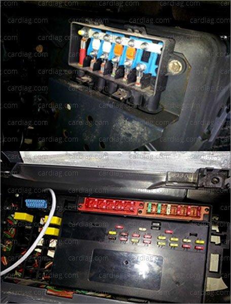 Iveco AdBlue emulator installation manual