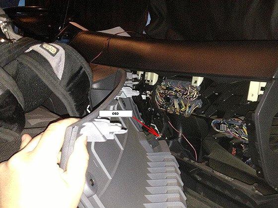Mercedes-Benz AdBlue emulator installation manual