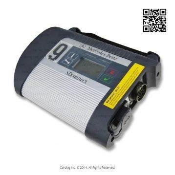 Mercedes-Benz SDConnect 4 Diagnostic kit