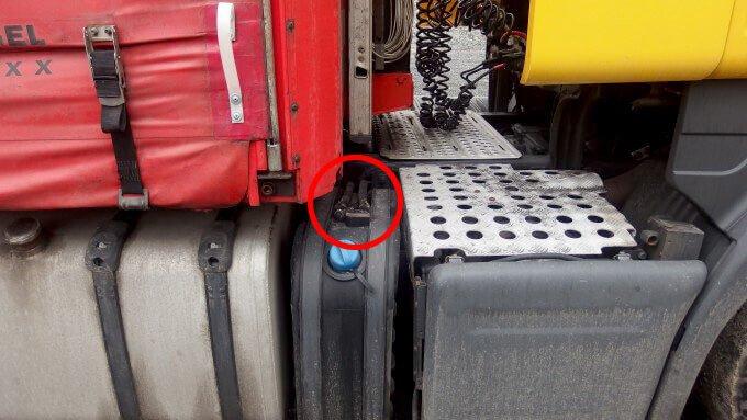 AdBlue Emulator installation manual for Scania R730 EURO 5