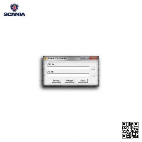 Scania SOPS file Encryptor / Decriptor