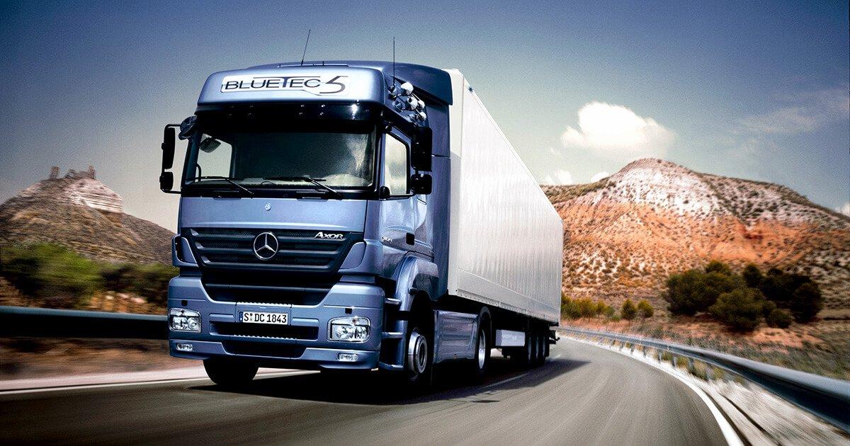 SCR Emulator V4 EVO for Mercedes-Benz MP4 EURO 5