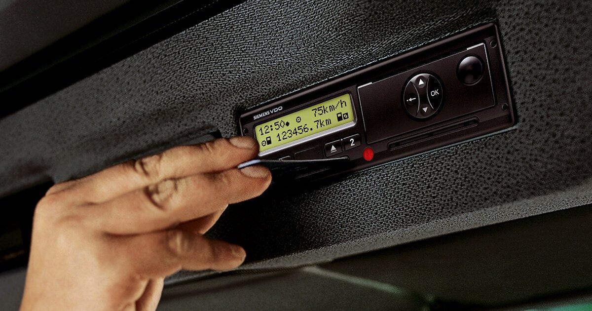 Tachograph Simulator