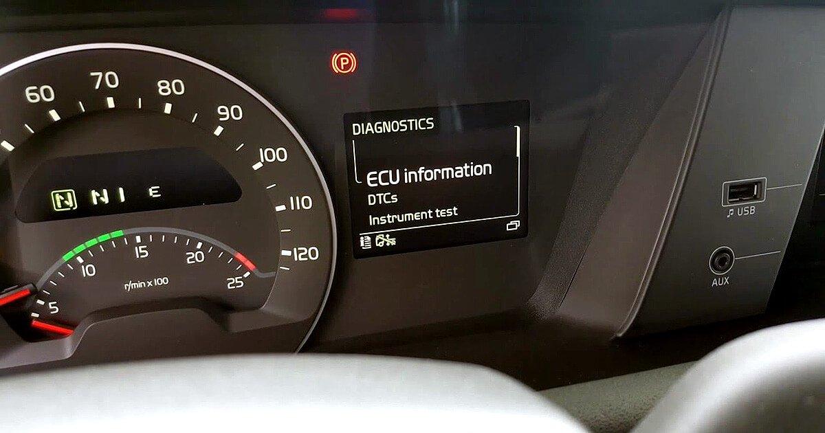 Volvo FH4 EURO 6 AdBlue emulator